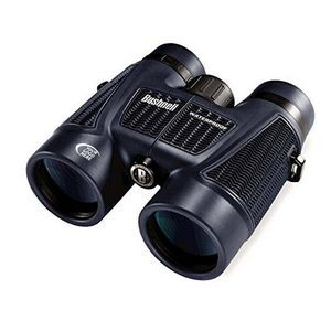 Bushnell-Binoculars-H20 Waterproof-8x42 Black Roof BAK-4, WP/FP