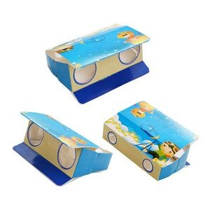 Foldable Paper Card Binocular