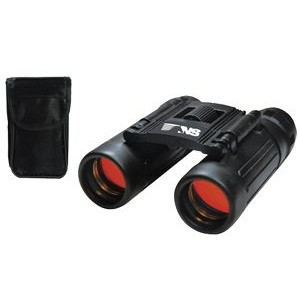 8x21mm Binocular, Ruby Coated Lenses, K9 Roof Prism with Case